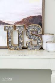 Home Decor Letters Metal 667 Best Letters U0026 Numbers Images On Pinterest Crafts Wood And