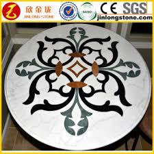 waterjet pattern marble floor marble water jet border floor tile