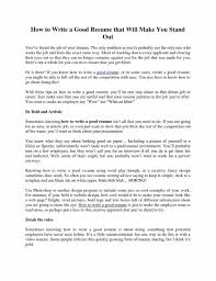 Best Resume Cover Letter Template by The Best Resume Ever Sample Resume123