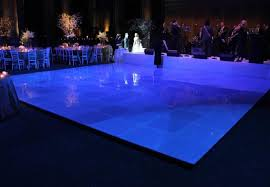white floor rental rent white acrylic floor floor rental pro audio visual