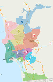 San Diego International Airport Map by Explore San Diego U0027s 9 Arts Districts San Diego Pinterest San