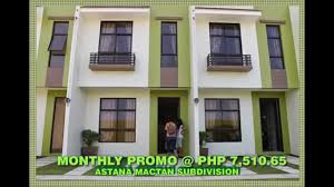 astana mactan subdivision affordable lowcost housing in cebu