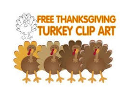 free thanksgiving clip for teachers 101 clip