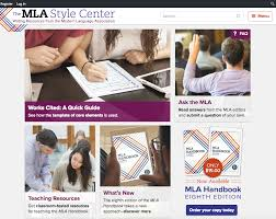 online tutorial library help with citatations the mla online the library of antiquity