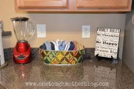 How To Organise A Small Kitchen - small kitchen organization ideas sweet tea u0026 saving grace