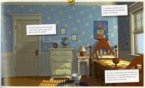 andy u0027s room from toy story we u0027re planning to decorate the