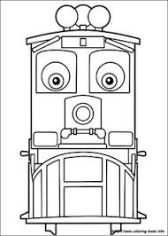 chuggington wilson coloring pages toddler activities