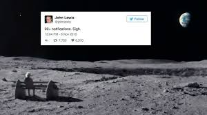 this poor guy u0027s twitter feed explodes whenever john lewis releases