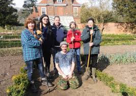 special garden that brings people together suffolk and essex