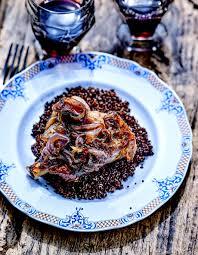 comment cuisiner une souris d agneau souris d agneau au quinoa noir pour 4 personnes recettes à table