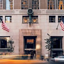 Home Goods In New York The Tiffany Flagship Store On Fifth Avenue Tiffany U0026 Co
