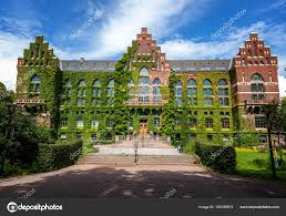 Of Lund Stock Photos Of Lund Stock Images The Building Of The Library In Lund Sweden The Buil