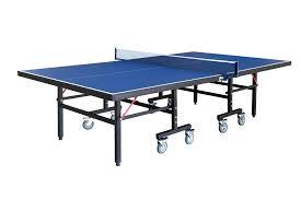 ping pong table tennis carmelli back stop 9 x5 regulation ping pong table tennis set