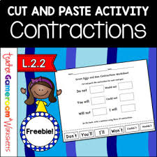 green eggs and ham contractions worksheet by teacher gameroom tpt