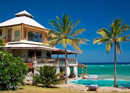 villa for sale in diani a unique waterfront property kekn009208