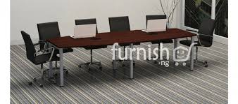 Oval Conference Table Shagari Oval Conference Table In 6 8 10 12 14 Seater