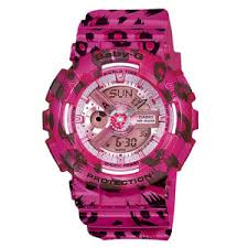 Jam Tangan Baby G Asli jam tangan original casio baby g ba110lp 4adr jual jam tangan