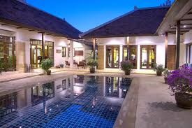 house plans designed around pool house design plans