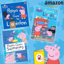 Peppa Pig 2017 Book Peppa Pig Official On Come And Join Peppa On