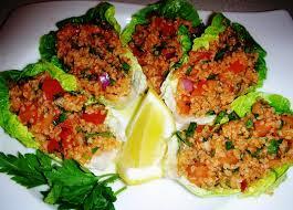 Ottoman Palace Cuisine by Bulgur Wheat Salad Ozlem U0027s Turkish Table