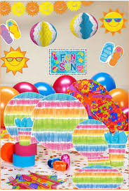 Pool Party Decoration Ideas Pool Theme Party Pool Themed Party Supplies Pool Party Ideas