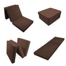 Fold Out Bed by Amazon Com Floor Foam Mattresses Tatami Bed Mat Ottoman Dark