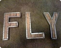 fly wall letters metal letters wall decor amazing metal letters