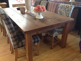 Dining Table Style Plank Dining Table Style Dans Design Magz A Plank