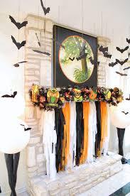 20 diy spook tacular halloween mantel ideas mantel ideas and mantels