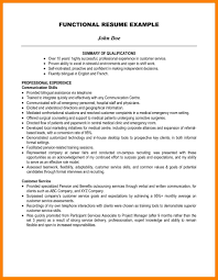 Resume With Summary 10 Career Summary Sample Resume Free Word Templates For