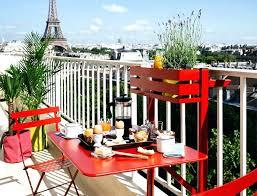 pflanzen fã r den balkon balkonmobel fur kleine balkone kleiner balkon rattanmabel