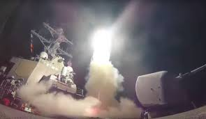 Likely Syrian Missile Targets In Google by What Was The Effectiveness Of The Us Cruise Missile Strike On Al