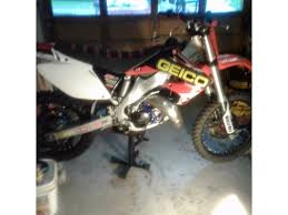 honda cr series for sale used motorcycles on buysellsearch
