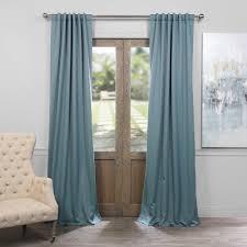 exclusive fabrics u0026 furnishings semi opaque navy blue blackout