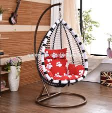 Swinging Chairs Indoor Modern Bamboo Swing Chair Modern Chairs Design
