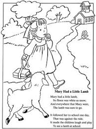 itsy bitsy spider rhyme coloring fairy tale nursery