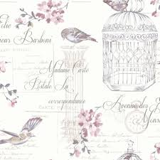 beautiful shabby chic wallpaper and wall coverings the shabby