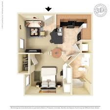 floor plans 1 u0026 2 bedroom studio apartments houston