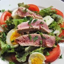 cuisine nicoise an almost niçoise salad york food journal