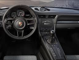Gt3 Interior Stick Shift To Reappear On Next Porsche 911 Gt3