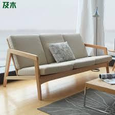 Wooden Furnitures Sofa Minimalist Wood Furniture Albertnotarbartolo Com