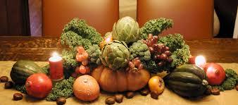 bountiful edible thanksgiving centerpiece