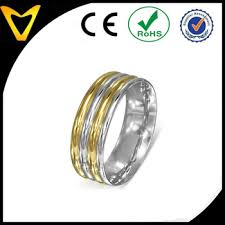 cheap rings for men cheap wholesale men stainless steel ring with tanishq gold