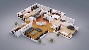 Free Floorplans by Convert Pdf Floor Plan To 3d Free Youtube