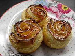 recette de cuisine facile et rapide dessert feuilletée aux pommes recette facile et rapide pour un