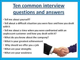 Front Desk Job Interview Questions Do And Don U0027ts Tips For Interview Common Interview Questions Job