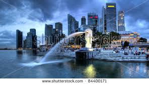 singapore lion singapore merlion stock images royalty free images vectors