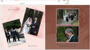 wedding photo albums online design your own wedding albums online yourself