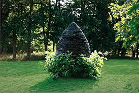 Un Mas En Provence Andy Goldsworthy Domaine De Chaumont Sur Loire