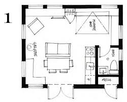 400 square foot studio floor plan home act